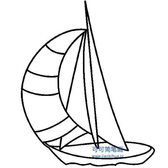 船帆筷子手工制作图解