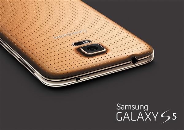 三星 Galaxy S5智能手机
