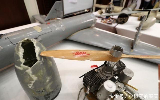 连续被击落之后,也门胡塞武装出动最新无人机,一举击中重要基地