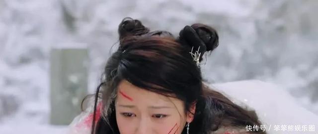 《白蛇传说》杨紫演戏只会哭任嘉伦178为何跟