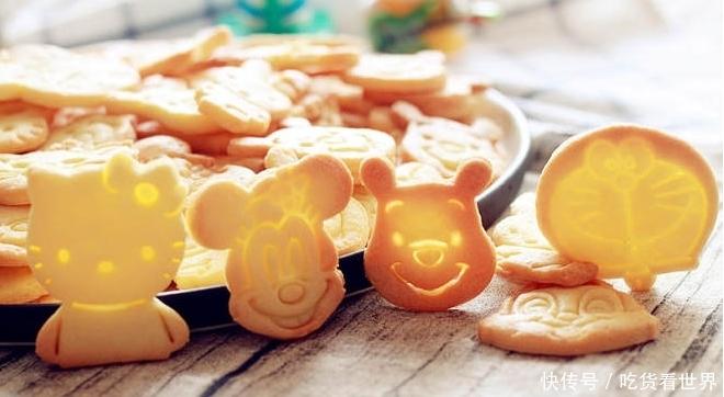 """这4种号称饼干界的""""爱马仕"""",曲奇排倒数,第1是年轻情侣的最爱"""