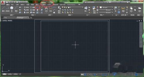 CAD绘制A4图纸框revitcad下载图片