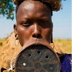 非洲象人族 360百科