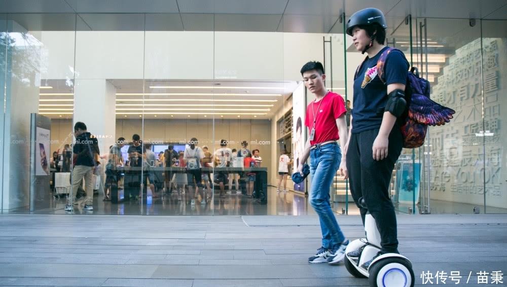 九号机器人进军科创板获批,产全球八成平衡车,靠小米年赚24亿