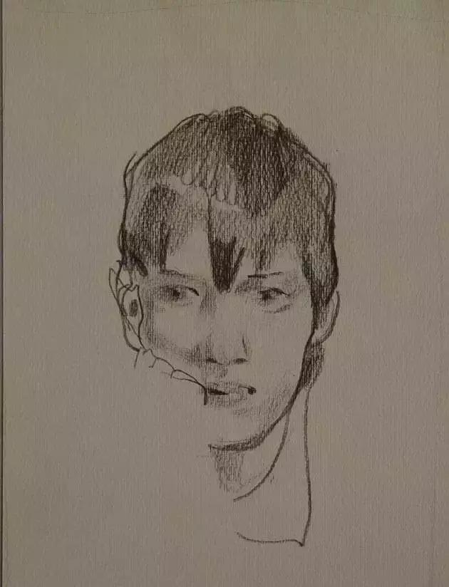 俄罗斯素描画家怎么处理素描关系 ART 第26张