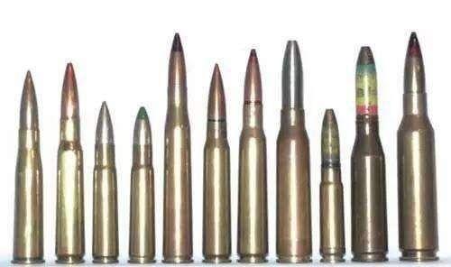 世界上量产最大口径子弹有多大一个弹壳堪比一个可乐瓶!