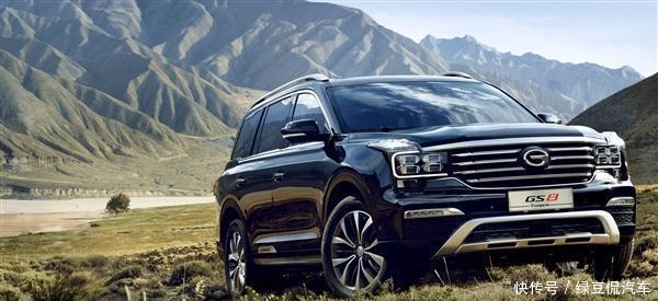 广汽传祺GS8390T车型上市售18.58万元/动力比汉兰达还强