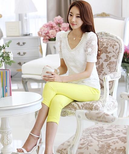 这个韩国淘宝美女模特名字
