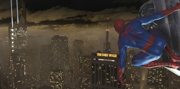PS4独占游戏《蜘蛛侠》情报汇总