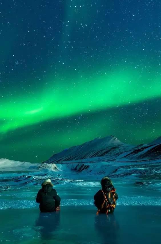 最美欧若拉已上线 仰望星空在这里看极光