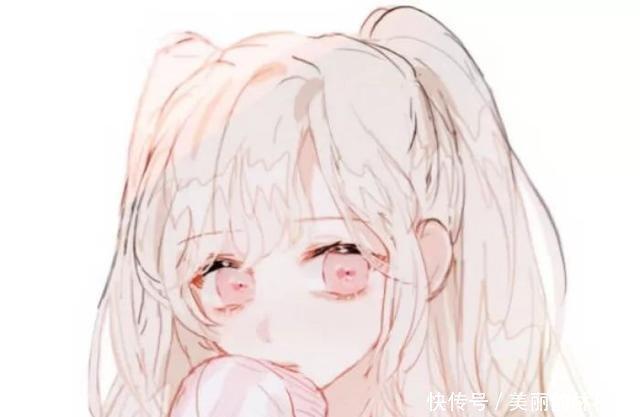 动漫女生头像可爱萌系小萝莉御姐风喜欢桓女生名字姓图片