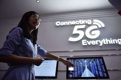 港媒:中国将斥资1800亿美元建全球最大5G移动网络 - 大墉 - 大墉的博客