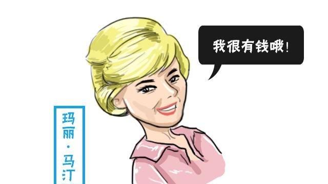 中国资产开封美国女星亿万房间,但终生不再小伙情趣继承图片