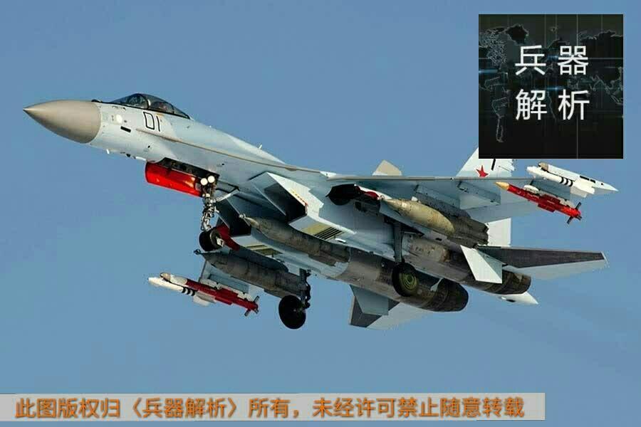 歼11d机身结构与苏35有代差,发展前景堪忧