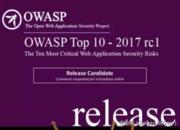 【安全报告】OWASP Top 10 2017 rc1 中文翻译