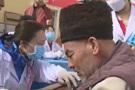 北京援疆医生义诊