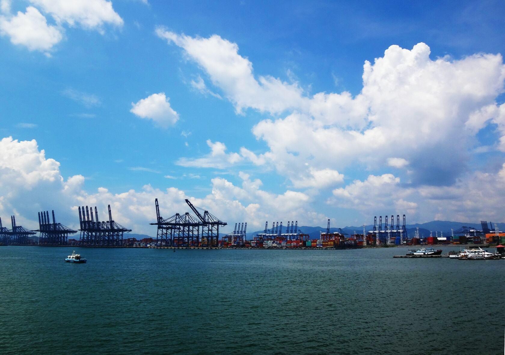 厉害了中国港!全球前十的港口中国占7席 - 挥斥方遒 - 挥斥方遒的博客