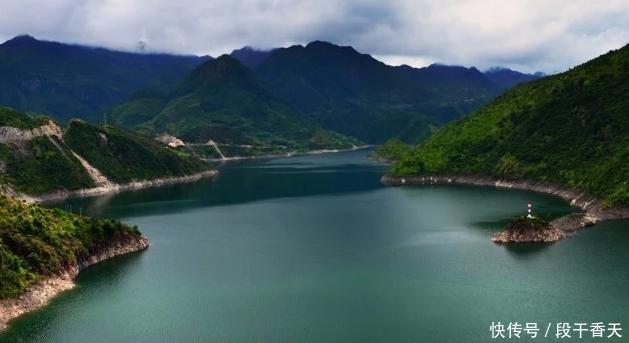 安徽一个鲜为人知的湖,是皖南第一大湖,但一直没有名气