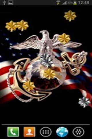 美海军陆战队动态壁纸