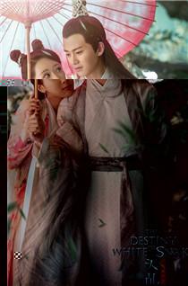 杨紫任嘉伦《天乩之白蛇传说
