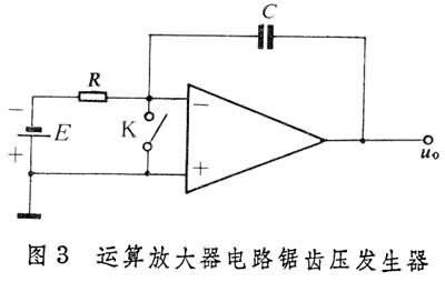 锯齿电流发生器在显像管扫描电路中,锯齿电流发生器的负载