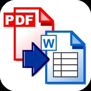 PDF到Word转换器