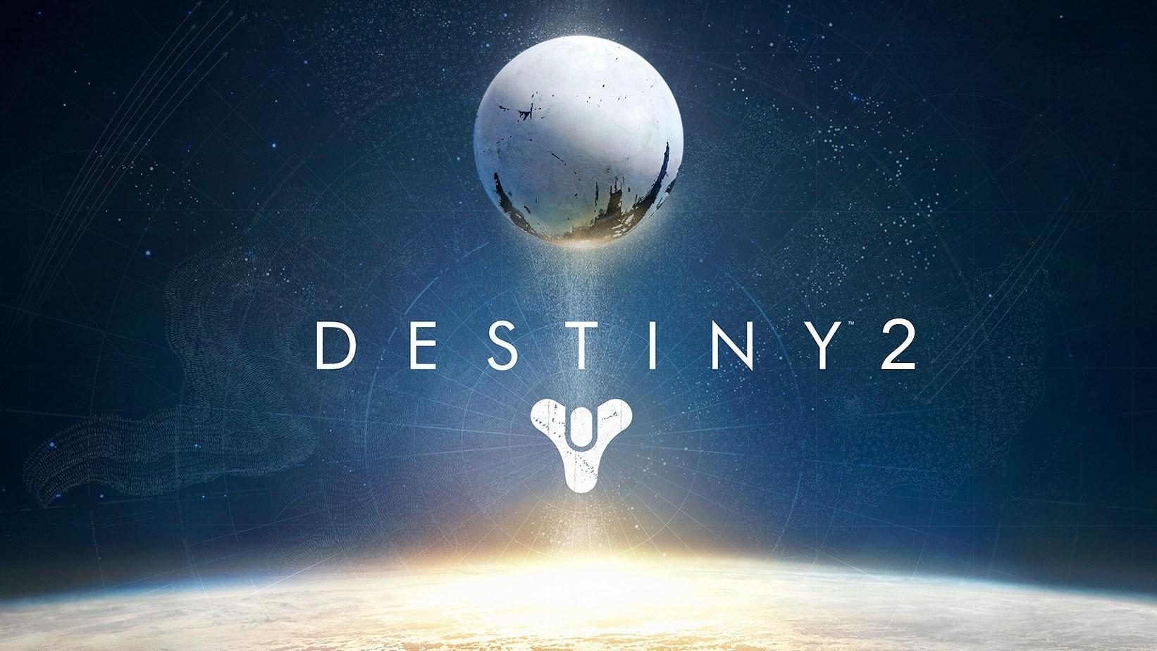 《命运2》确认2017年发售
