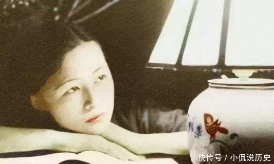 """林徽因这样穿衣风格,难怪有那么多才子被她""""迷倒"""""""