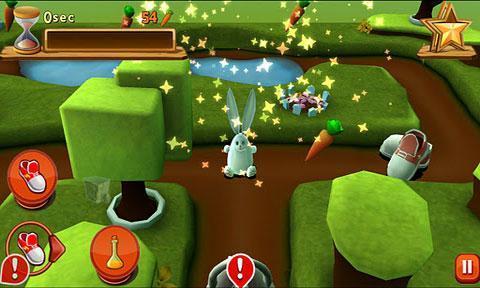 兔子迷宫大冒险截图5