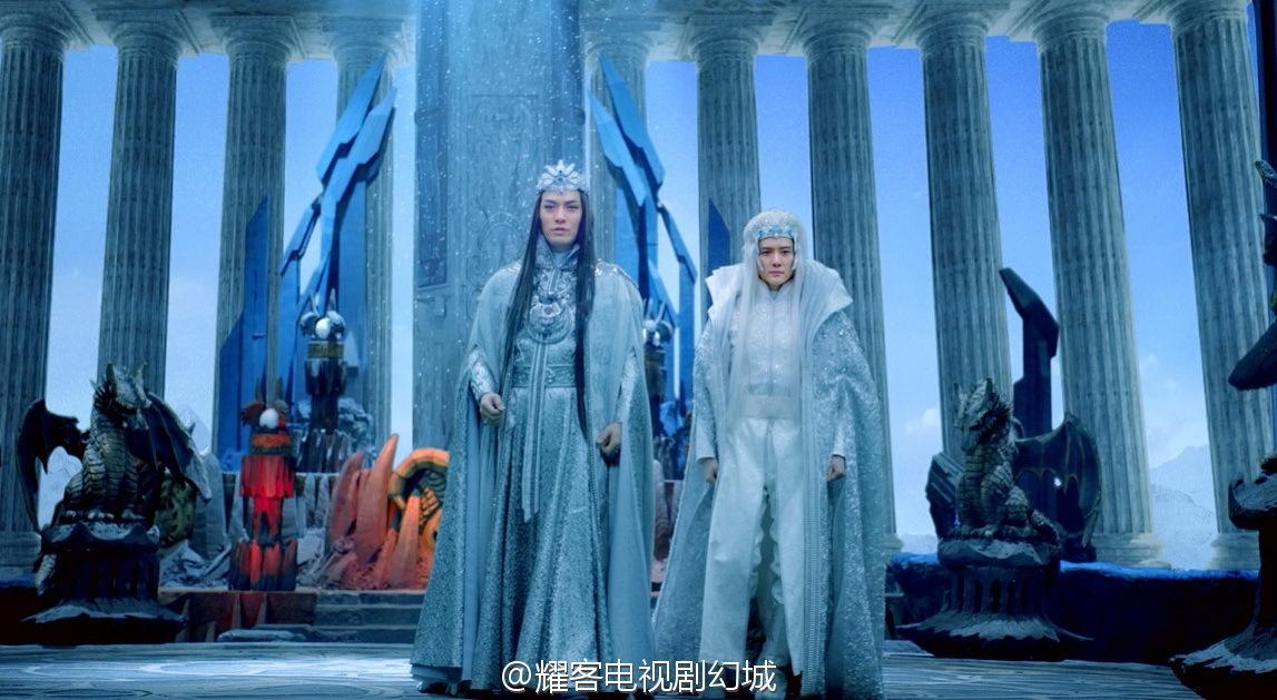 《幻城》电视剧冰焰族渊祭