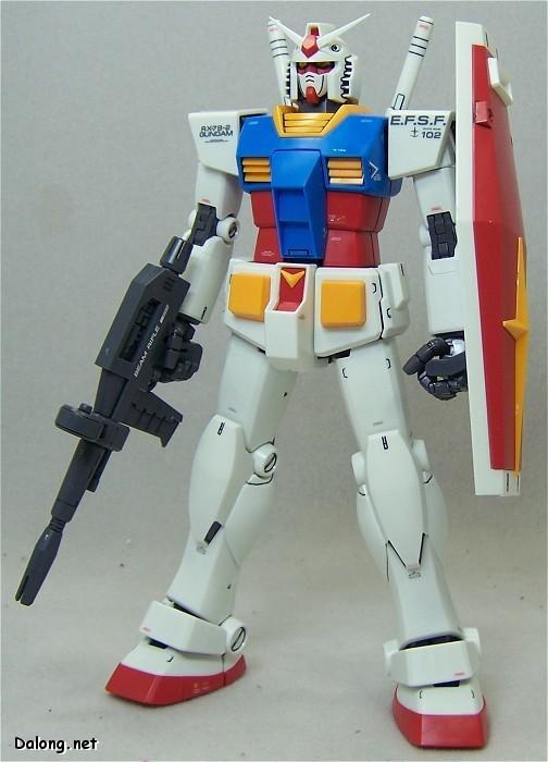MG111RX-78高达2.0版
