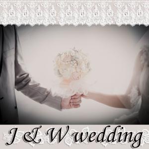 J & W wedding