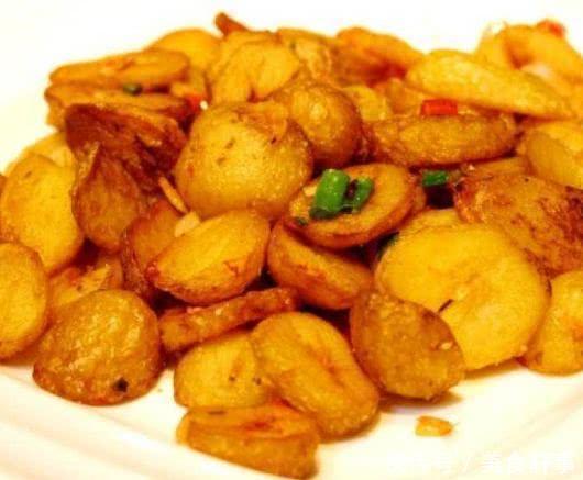 排骨v排骨:金针菇,香炒土豆块,红烧帝王美食段子吃内涵蟹图片