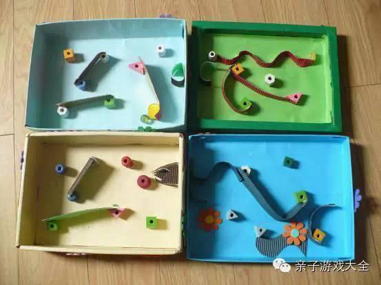 幼儿园的创意自制玩具,可以带孩子这样玩哦!