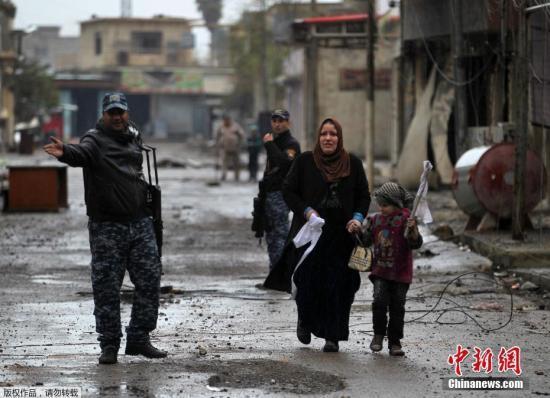 俄少将称无人再相信伊拉克今年可能解放摩苏尔