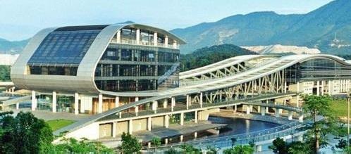 深圳大学城图书馆