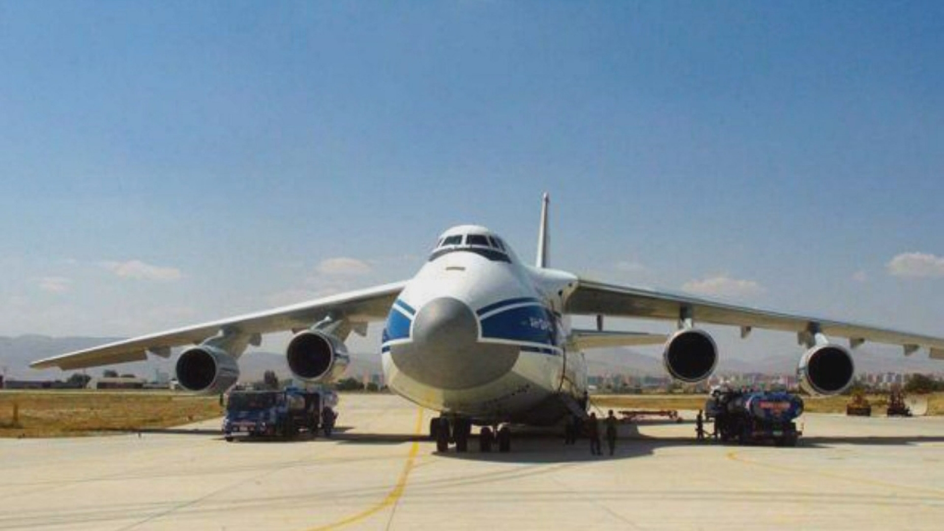世界最大飞机安225确认国产化:最快2019年下线