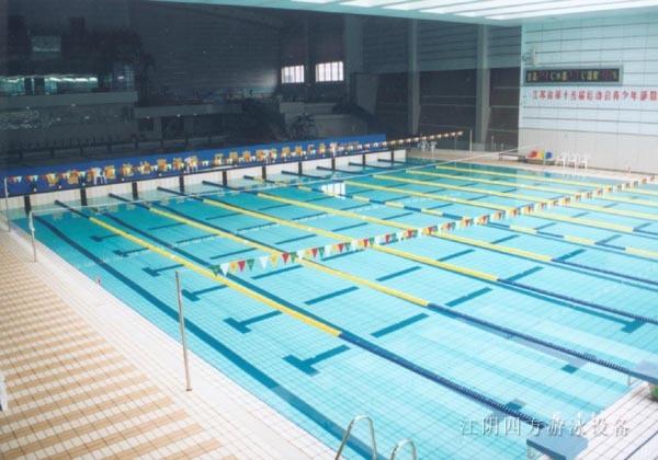 广州天河体育中心游泳馆建于1987年