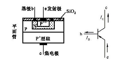 c4350三极管电路图