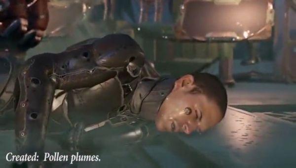 科幻FPS大作《质量效应:仙女座》游戏片段再现