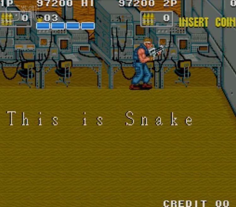主角代号Snake,与《合金装备》的关系是?