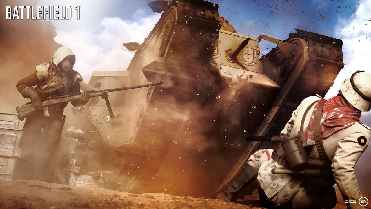 EA推测《战地1》销量将近1500万