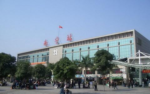 南宁职业技术学院风景