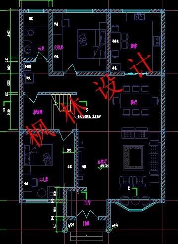 求农村自建房屋宽9米和长10米设计图