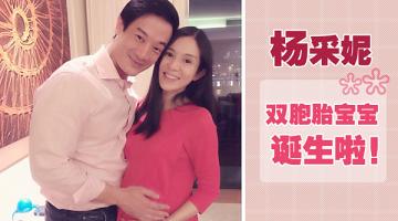 43岁杨采妮诞下双胞胎:曾为吴奇隆甩金城武与现任丈夫分分合合20年