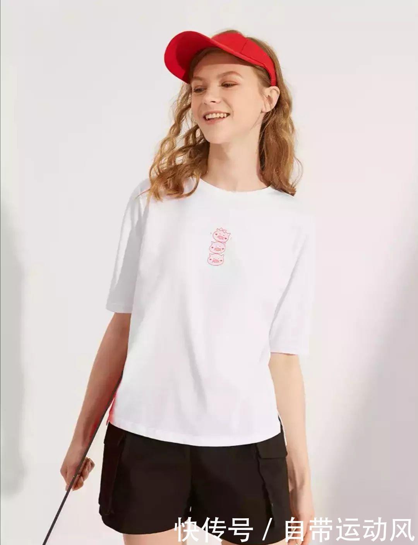 微胖女生夏日穿T恤,记得避开这3款,了解一下