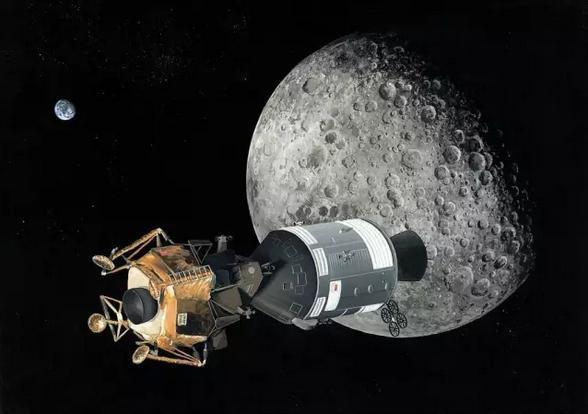 宇宙飞船简单结构