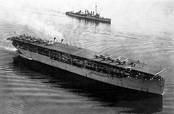 兰利号航空母舰