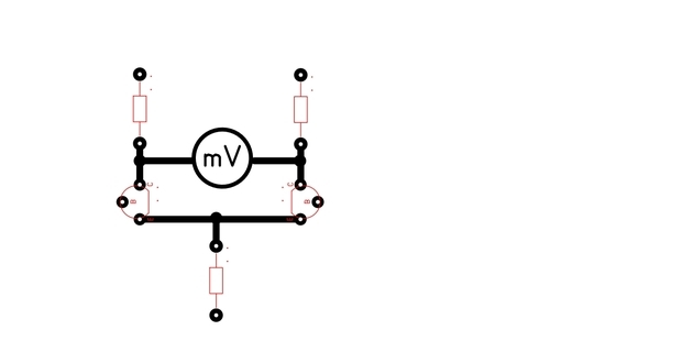 功放电路如何用万用表调整差分级工作点?