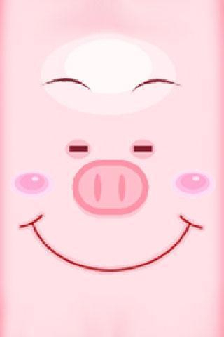 可爱的小猪动态壁纸_360手机助手